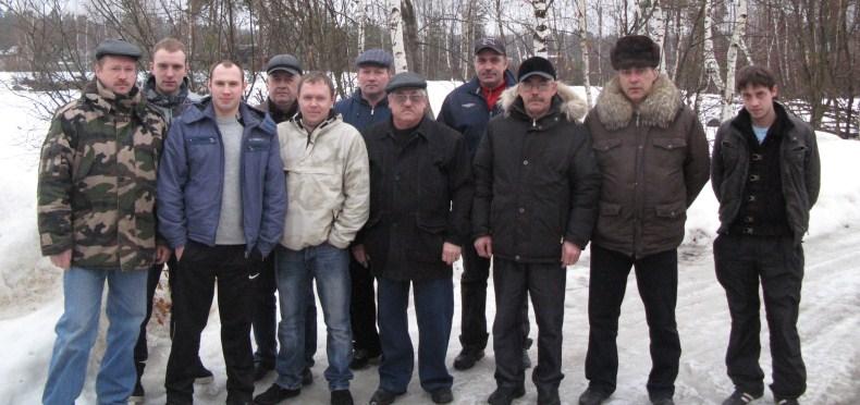 Стабилизация основания НПС-14. ВСТО, г.Олекминск, Якутия 2008г.